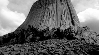 Photo of Devils Tower National Monument, Devils Tower, Wyoming